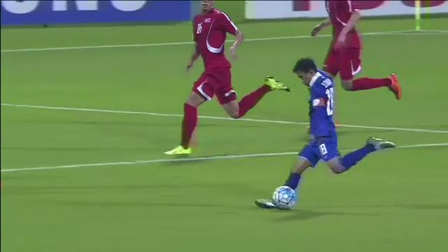 ไฮไลท์ฟุตบอล ไทย-เกาหลีเหนือ ชิงแชมป์เอเชีย U-23