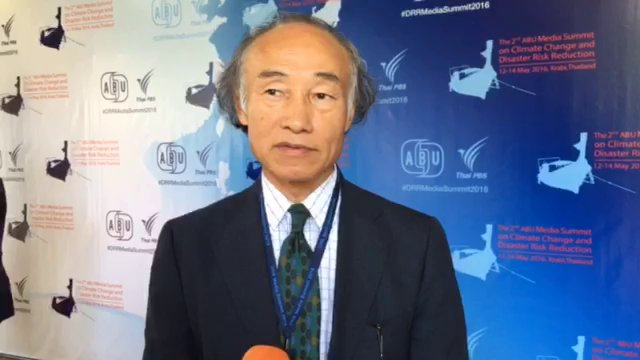 NHK เน้นให้ข้อมูลเก่า-สถานการณ์ภัยพิบัติ เป็นบทเรียน-ลดสูญเสีย ใช้สื่อใหม่แต่ยังเน้นทีวี