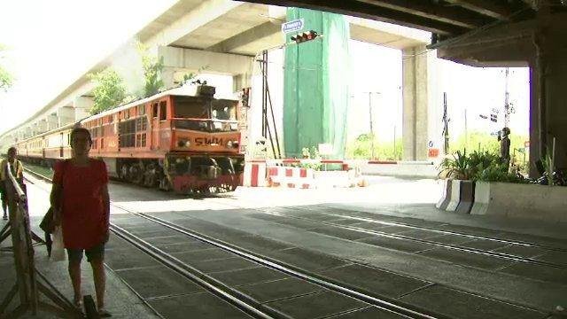 การรถไฟฯ เดินหน้าแก้ไขปัญหาอุบัติเหตุจุดตัดรถไฟทั่วประเทศ