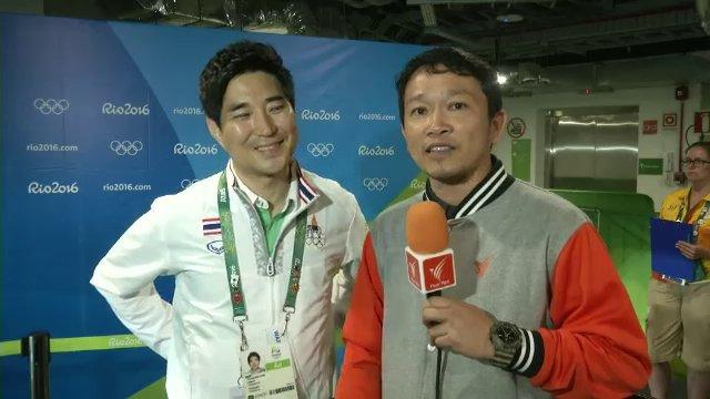 """คุยกับ """"โค้ชเช ยอง ซอก"""" : """"โอลิมปิกครั้งหน้าจะทำได้ดีกว่านี้"""""""