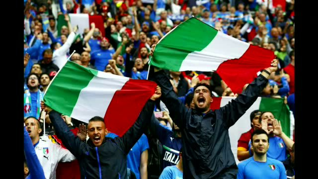 อิตาลี ชนะ เบลเยี่ยม 2-0 ประเดิมศึกฟุตบอลยูโร 2016