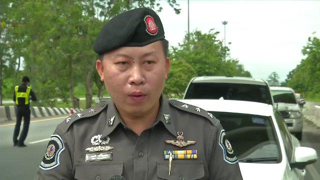 ตำรวจทางหลวงเฝ้าระวังอุบัติเหตุเทศกาลวันหยุดยาว
