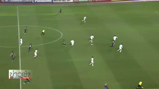 บุรีรัมย์ บุกแพ้ ซานเฟรซเซ ฮิโรชิมา 0-3 ในฟุตบอลเอเอฟซีเเชมเปี้ยนส์ลีก