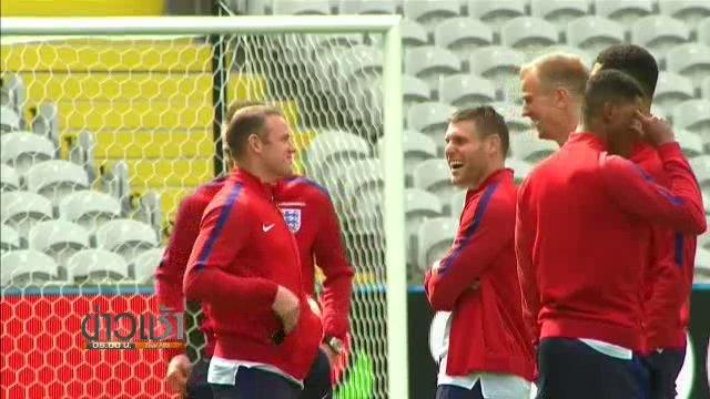"""อังกฤษเตรียมใช้ """"รูนี่ย์"""" คุมเกมแดนกลาง-""""เคน"""" ลงล่าตาข่ายเวลส์"""