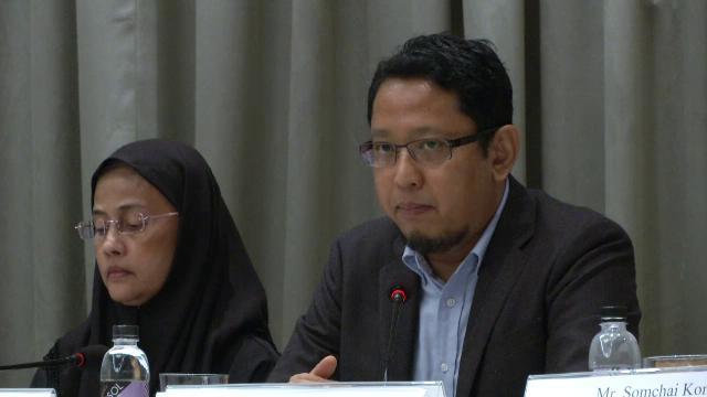 รำลึกครบรอบ 12 ปีการหายตัวไปของทนายสมชาย นีละไพจิตร