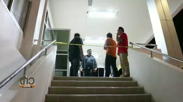 ตำรวจทะเลาะวิวาทบนโรงพักบ้านโป่ง จ.ราชบุรี ก่อนยิง ร.ต.อ.ที่มาห้ามเสียชีวิต