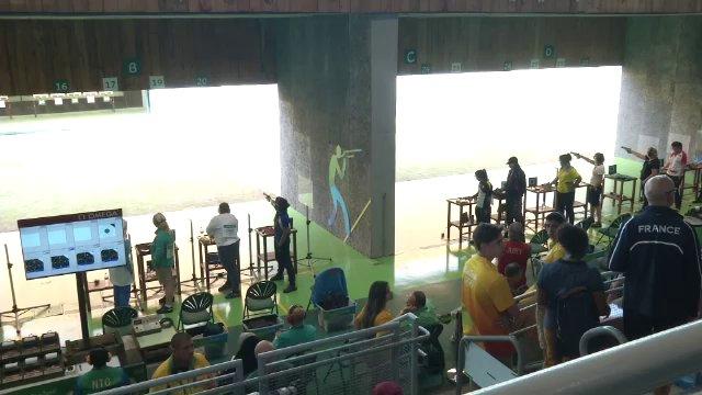 กีฬาพาไป : ลุ้นผลงาน 2 นักกีฬายิงปืนสาวไทยในโอลิมปิกเกมส์