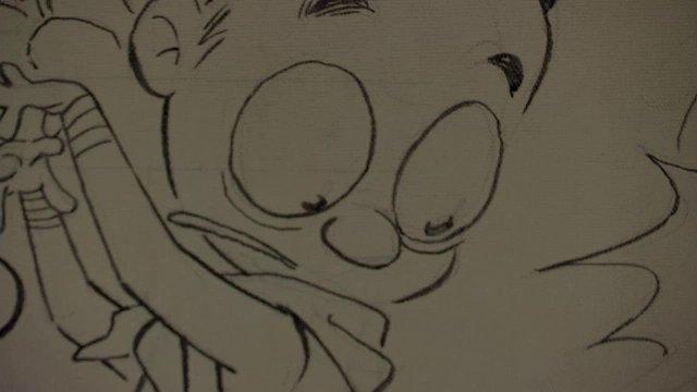 """นักเขียนการ์ตูนร่วมรำลึก """"หมู นินจา กุลีลายเส้น"""""""