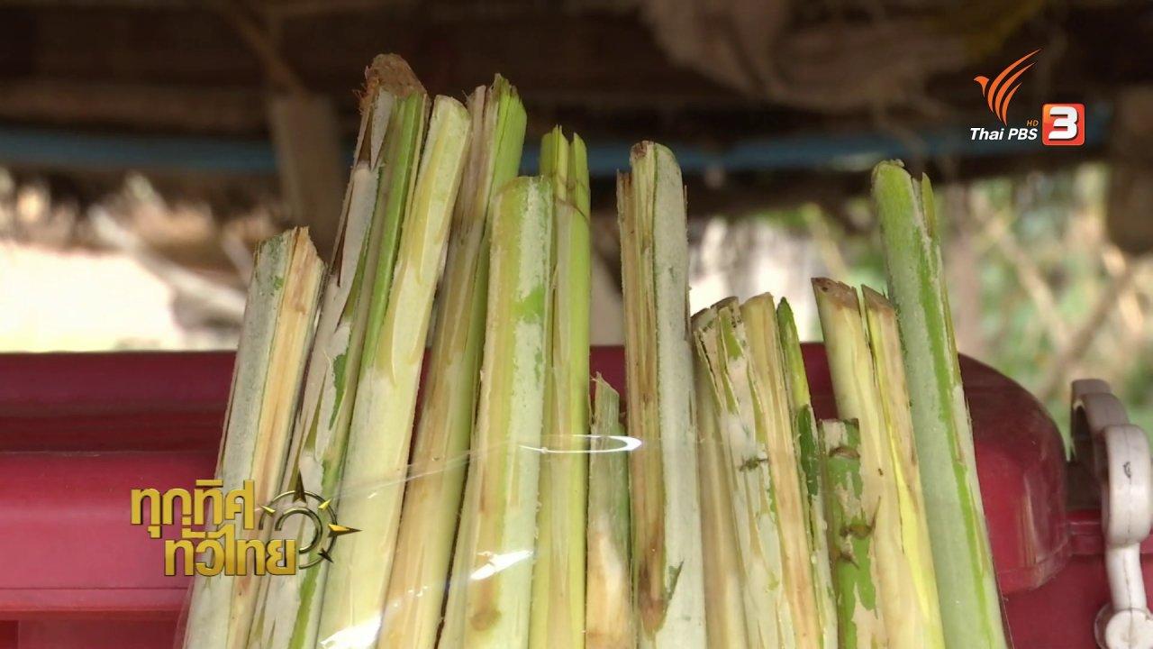 ทุกทิศทั่วไทย - แกงหวายใส่น้ำใบย่านาง
