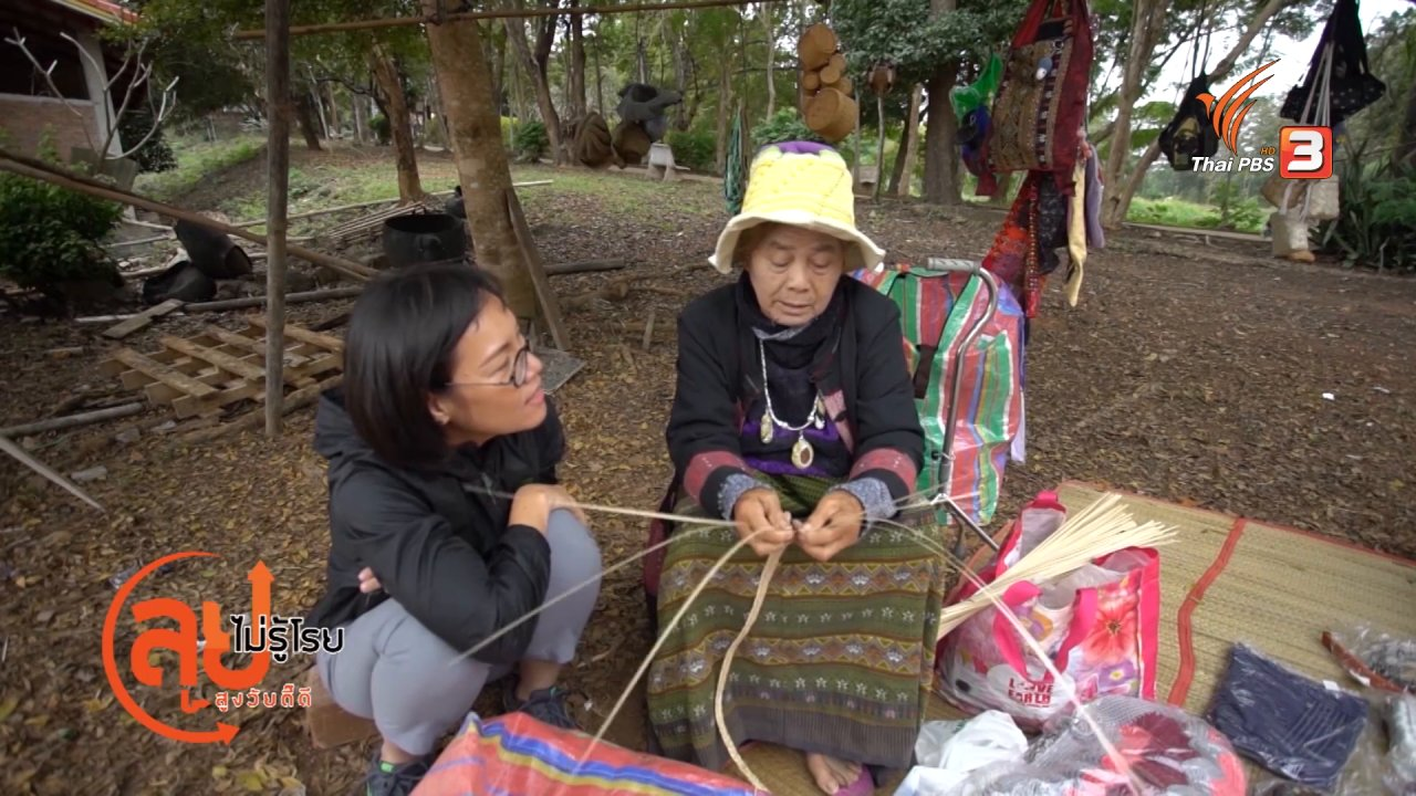 ลุยไม่รู้โรย - สูงวัยไทยแลนด์ : คุณยาย DIY
