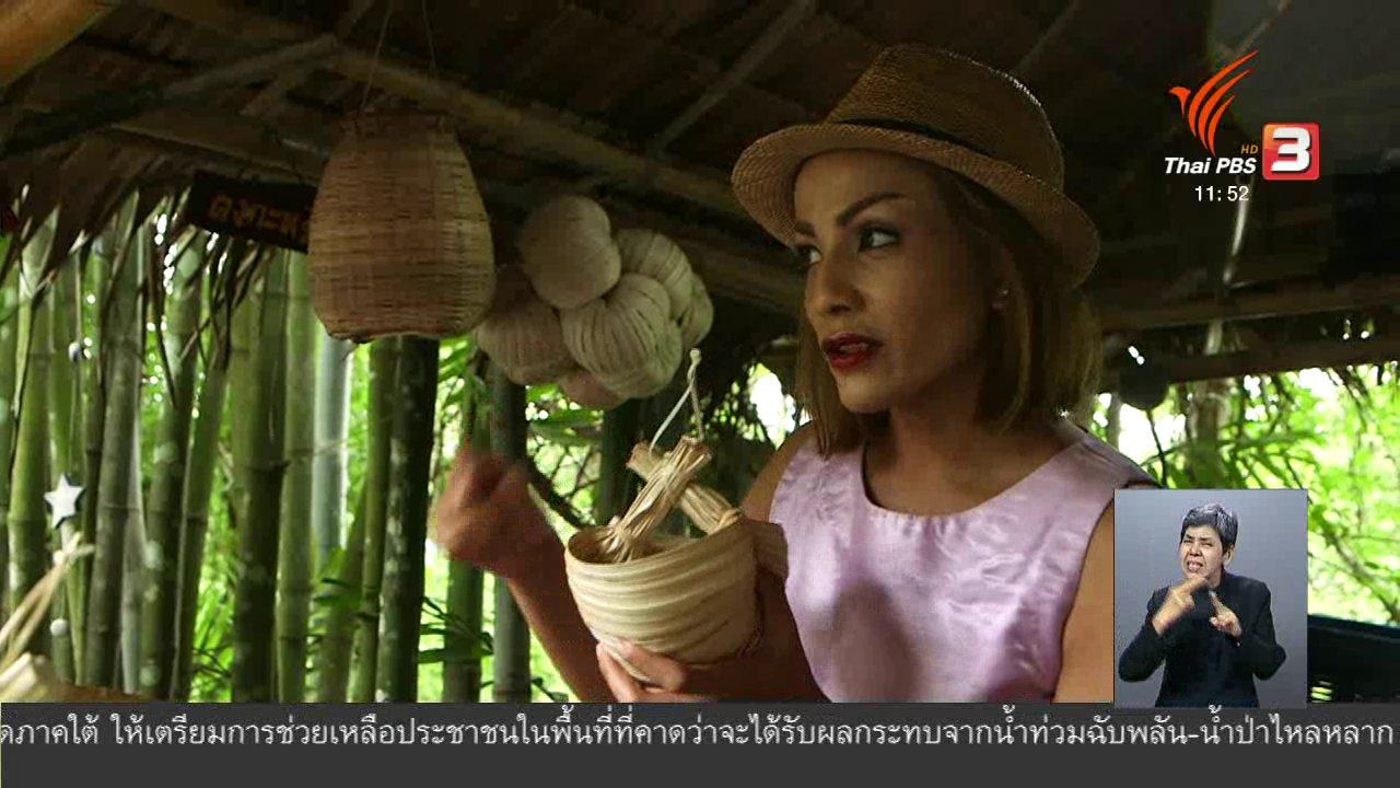 จับตาสถานการณ์ - ตะลุยทั่วไทย : ตลาดป่าไผ่
