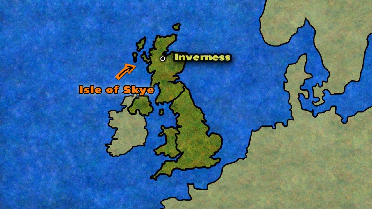 หนังพาไป - ไปเกาะสกายที่สกอตแลนด์ด้วยวิธีไหนดี