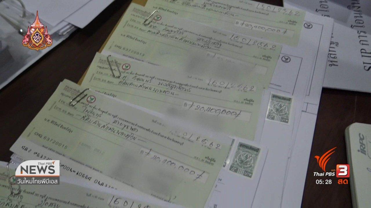 วันใหม่  ไทยพีบีเอส - เตือนภัยออนไลน์ : หลอกขายครีมเสียหาย 100 ล้านบาท