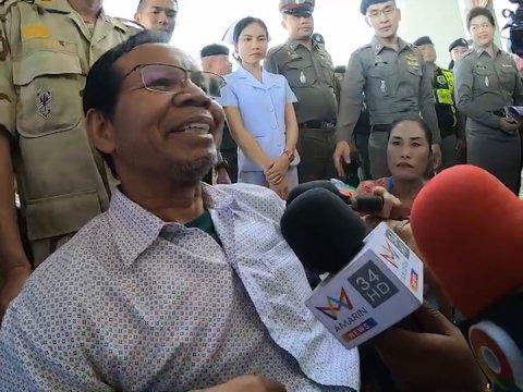 นักธุรกิจชาวไทยที่ถูกจับเรียกค่าไถ่กลับไทยแล้ว