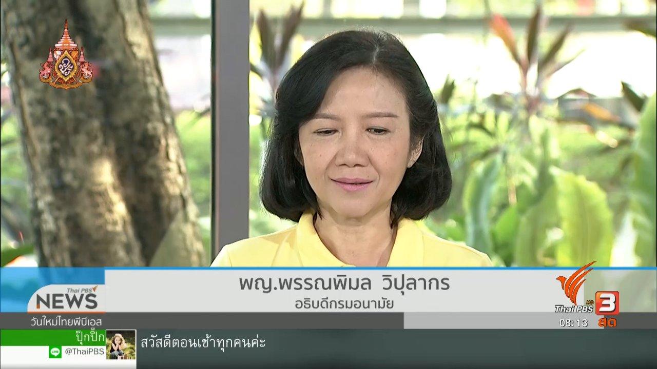 วันใหม่  ไทยพีบีเอส - จับตาข่าวเด่น : สธ.บังคับใช้กฎกระทรวง เดินหน้าคุ้มครองผู้บริโภค