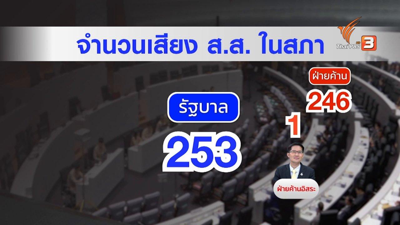 ห้องข่าว ไทยพีบีเอส NEWSROOM - พล.อ.ประวิตร ผู้จัดการรัฐบาลตัวจริง