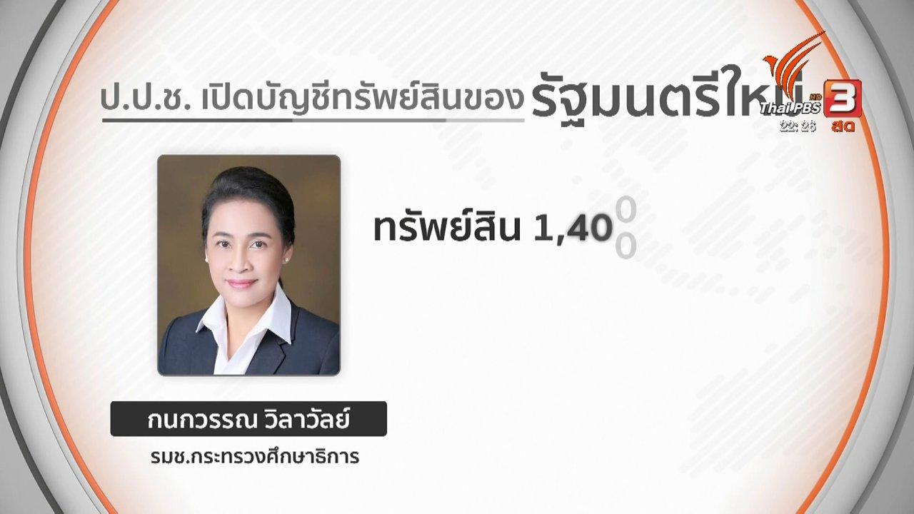 ที่นี่ Thai PBS - เปิดงบฯ กลาโหมพิสูจน์ข้อกล่าวอ้างฝ่ายค้าน