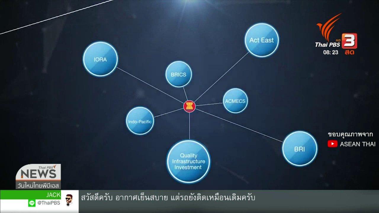 วันใหม่วาไรตี้ - จับตาข่าวเด่น : จับตาประชุมสุดยอดอาเซียน ครั้งที่ 35