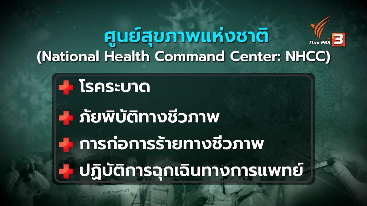 ข่าวเจาะย่อโลก - ถอดบทเรียนความสำเร็จไต้หวันคุมโควิด-19 เรียนรู้จากการระบาดของโรคซาร์ส