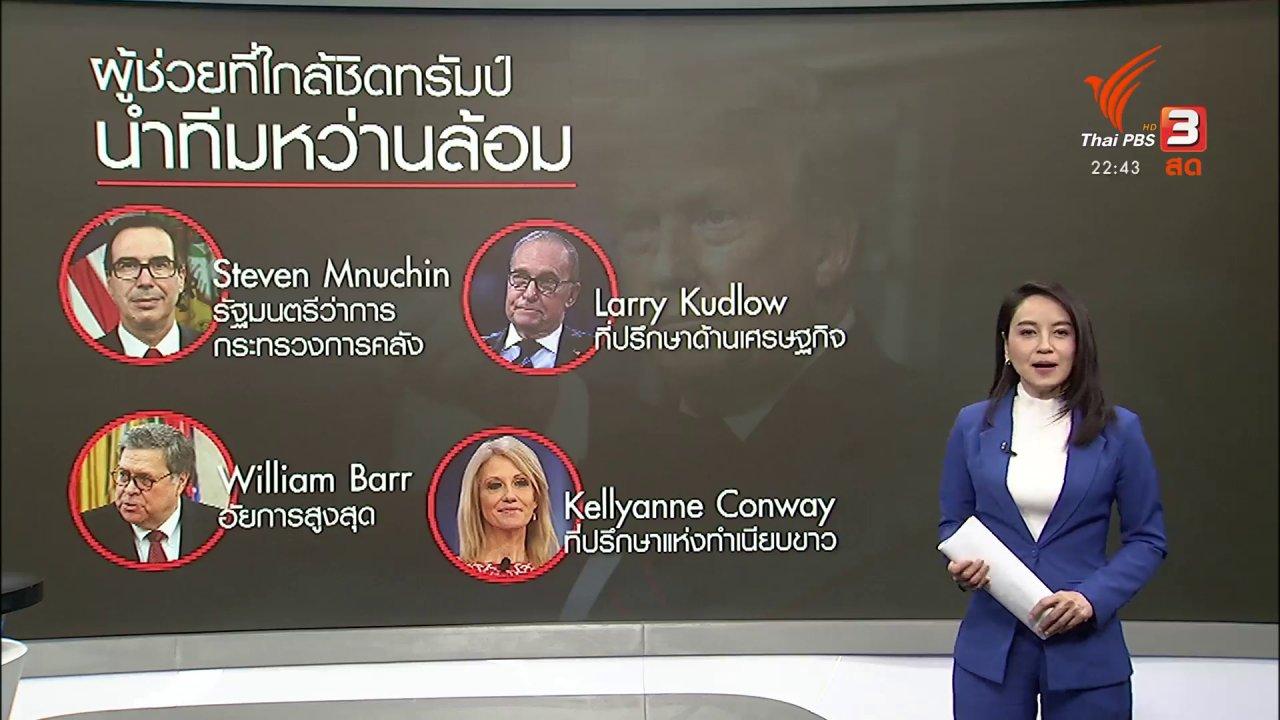 ที่นี่ Thai PBS - เจาะเบื้องหลัง ทรัมป์เปลี่ยนใจให้ Microsoft ซื้อติ๊กต็อก