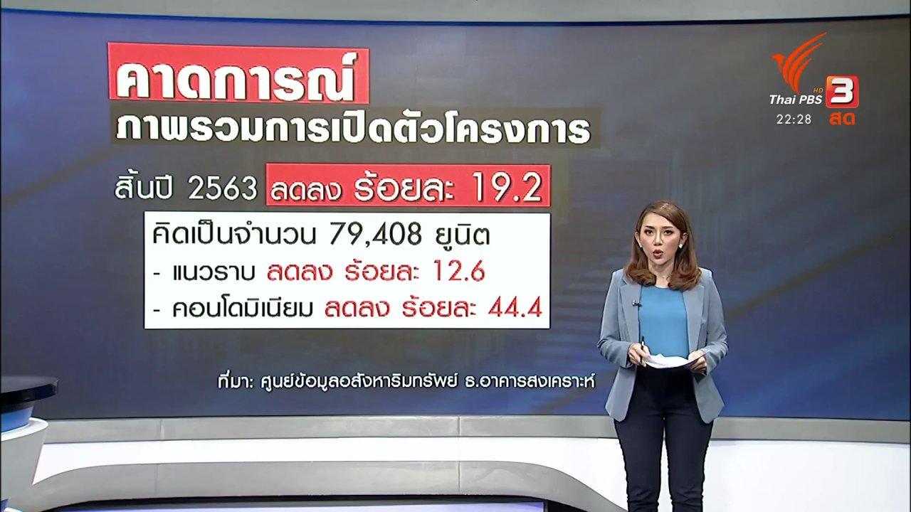 ที่นี่ Thai PBS - ฝ่าวิกฤต อสังหาริมทรัพย์ไทย